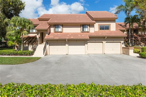 Photo of Listing MLS rx in 5520 Coach House Circle #B Boca Raton FL 33486
