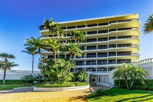 Photo of 2660 S Ocean Boulevard #306s, Palm Beach, FL 33480 (MLS # RX-10716712)