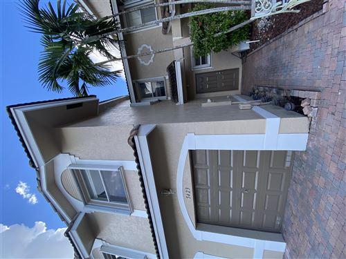 Photo of 5423 NW 90th Terrace, Sunrise, FL 33351 (MLS # RX-10753712)