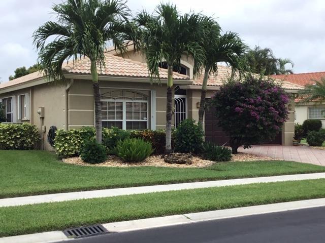 10563 Tropical Breeze Lane, Boynton Beach, FL 33437 - #: RX-10628712