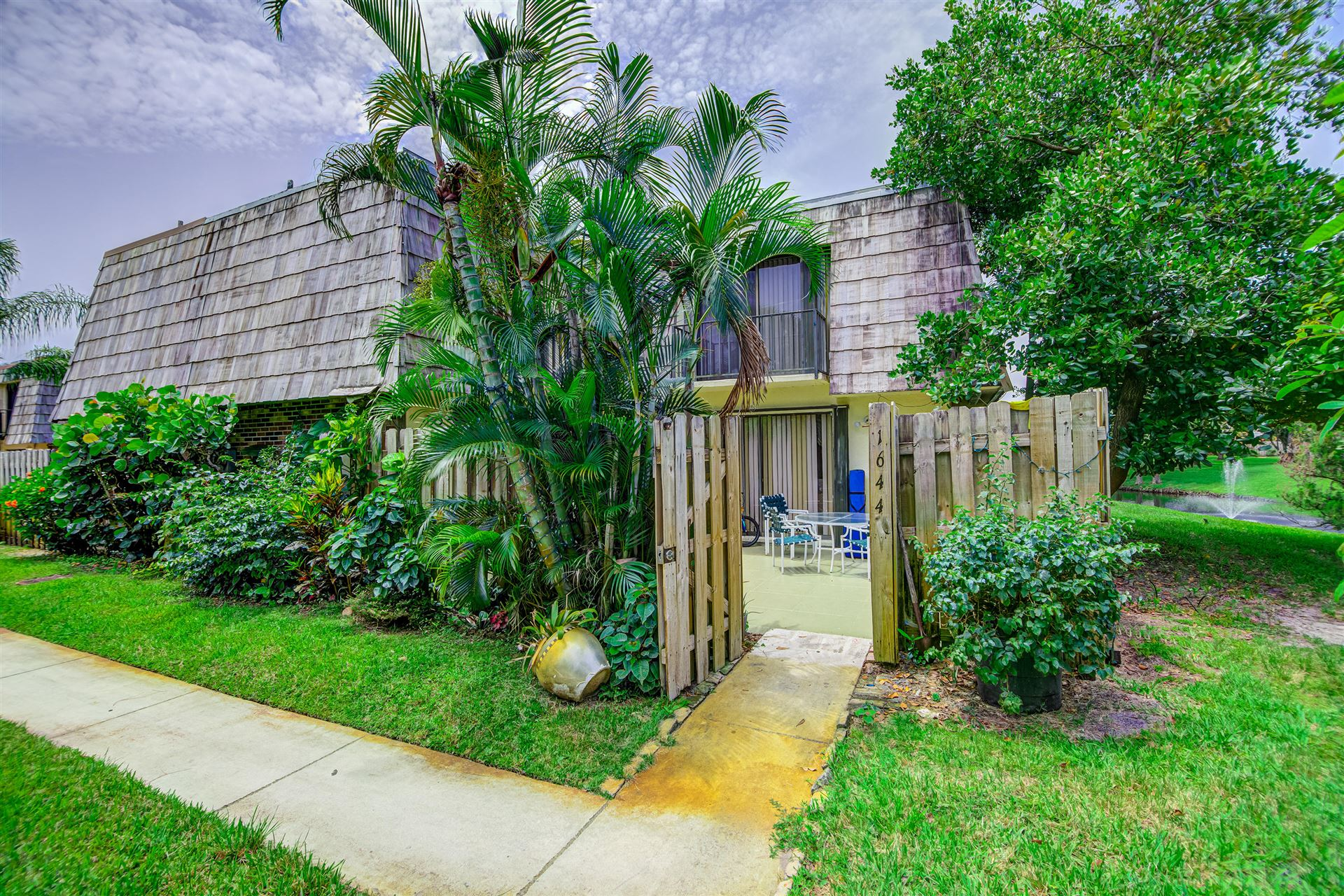 1644 Forest Lakes Circle #D, West Palm Beach, FL 33406 - #: RX-10634712