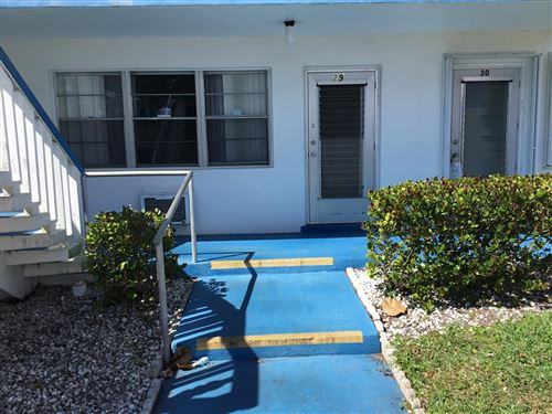Photo of 29 Windsor B, West Palm Beach, FL 33417 (MLS # RX-10697713)