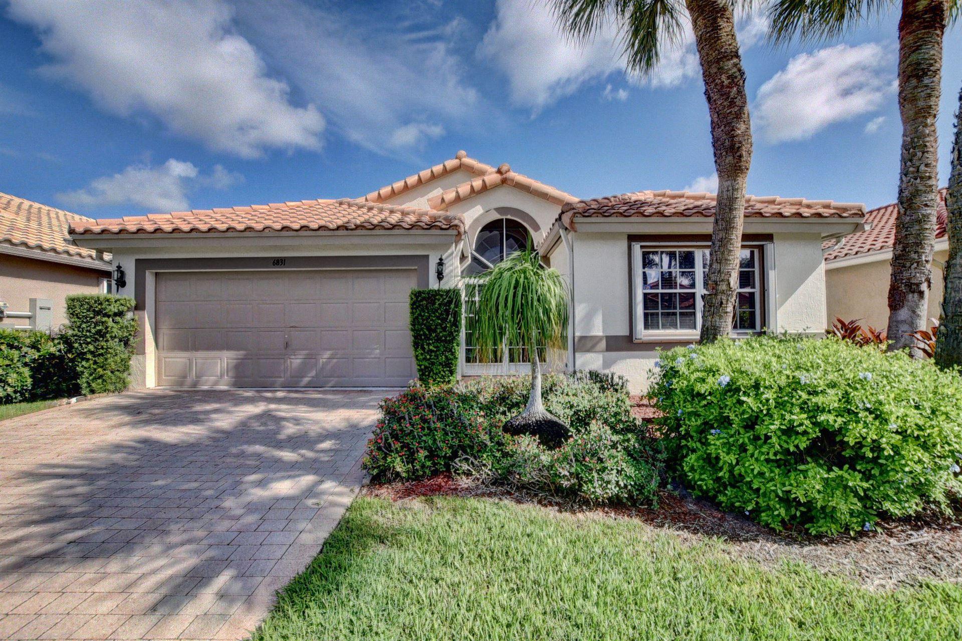 6831 Lismore Avenue, Boynton Beach, FL 33437 - #: RX-10653713