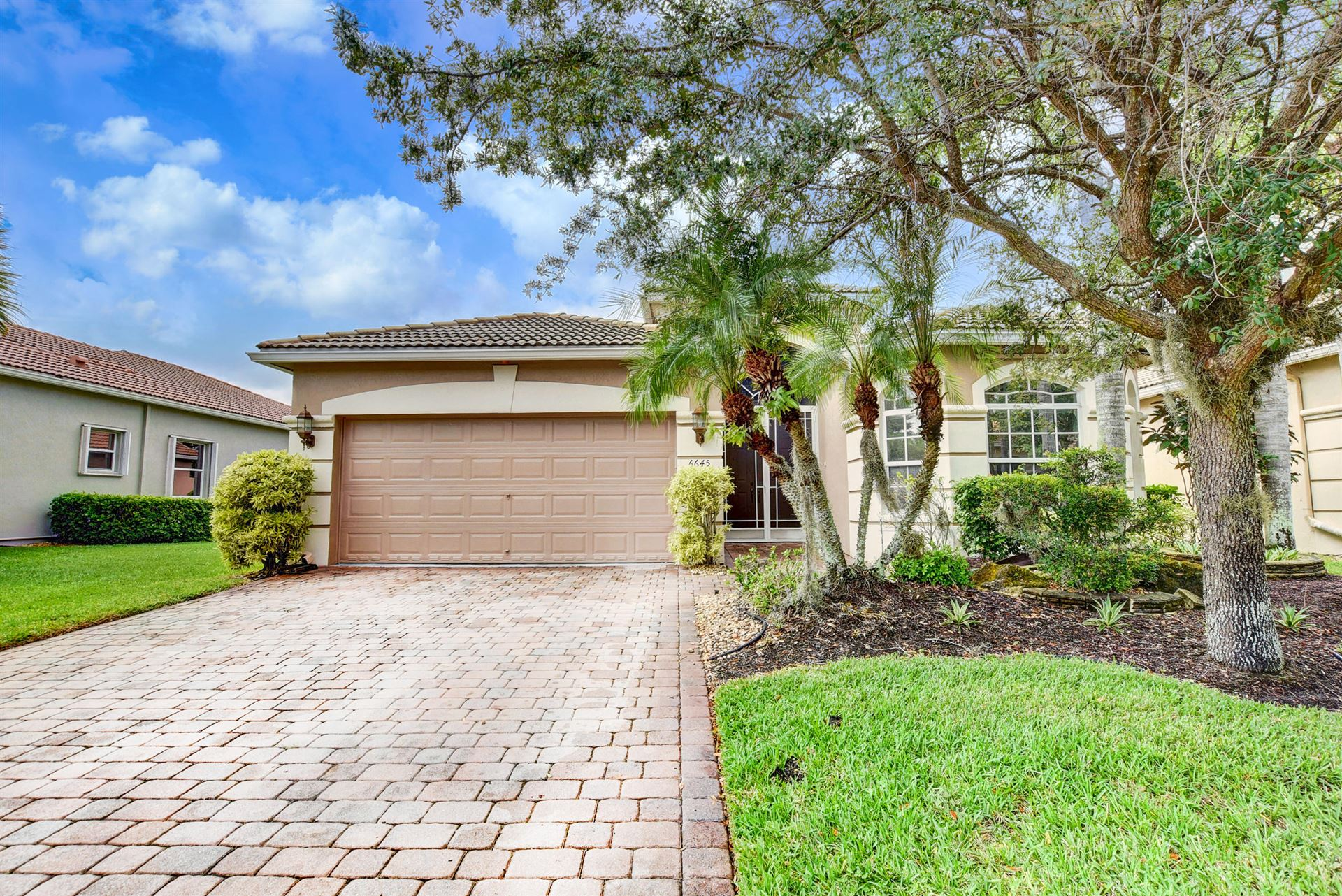 6645 Via Alfieri, Lake Worth, FL 33467 - #: RX-10662713