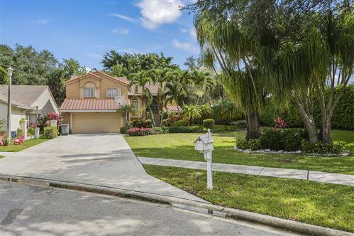 Photo of 10065 Country Brook Road, Boca Raton, FL 33428 (MLS # RX-10715714)