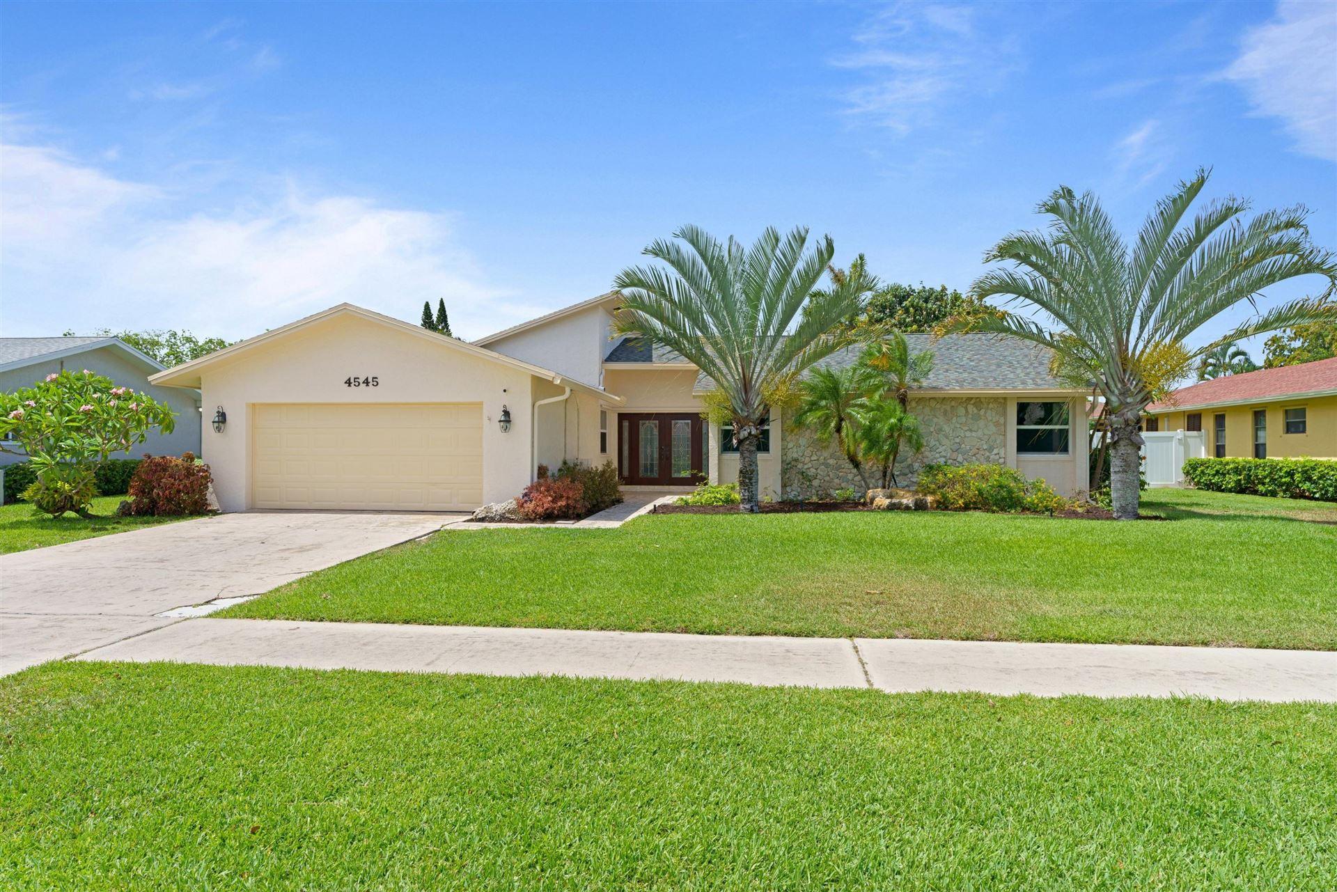4545 Brandywine Drive, Boca Raton, FL 33487 - MLS#: RX-10716714