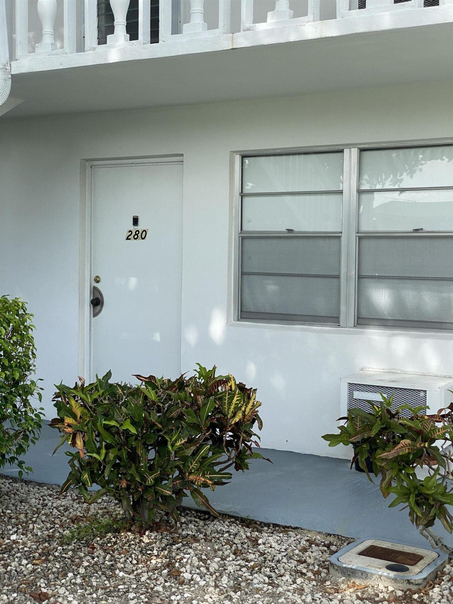 Photo of 280 Sheffield L #L, West Palm Beach, FL 33417 (MLS # RX-10725714)