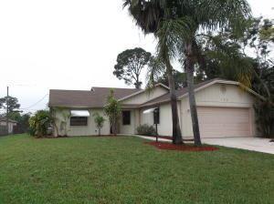 150 NW Friar Street, Port Saint Lucie, FL 34953 - MLS#: RX-10729714