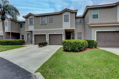 Photo of 20930 Via Azalea #5, Boca Raton, FL 33428 (MLS # RX-10734715)