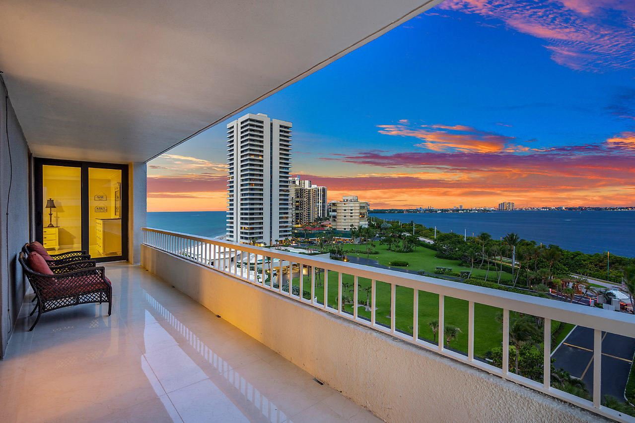 Photo of 5540 N Ocean Drive #7d, Singer Island, FL 33404 (MLS # RX-10634715)