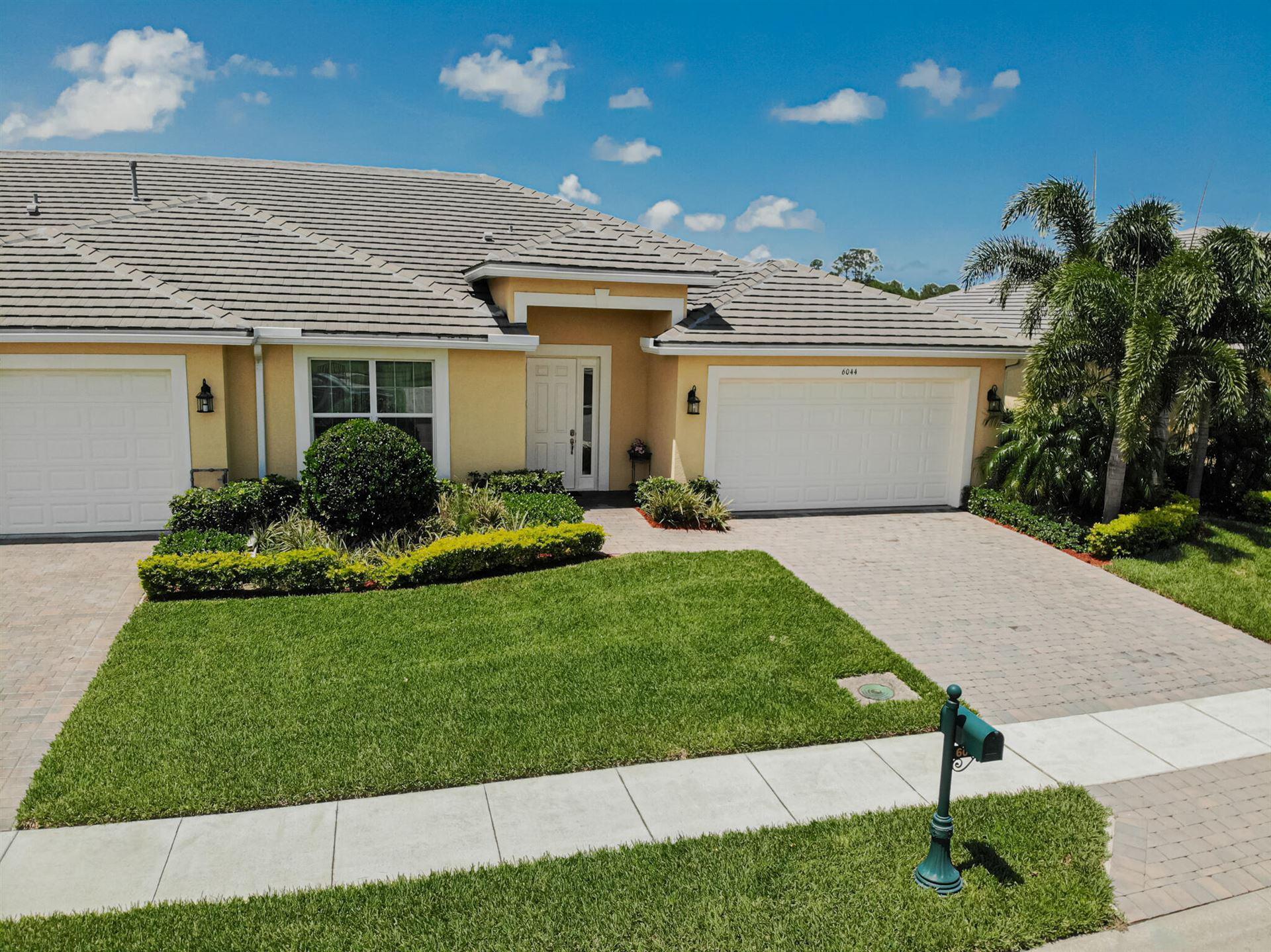 6044 NW Cullen Way, Port Saint Lucie, FL 34983 - MLS#: RX-10737715