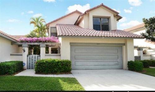 Photo of 21667 Cromwell Circle, Boca Raton, FL 33486 (MLS # RX-10715716)
