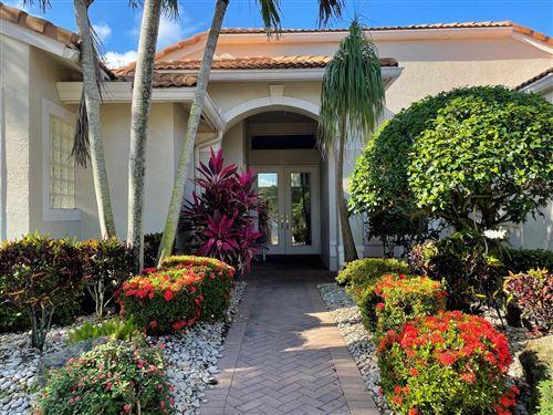 Photo of 12089 Oakvista Drive, Boynton Beach, FL 33437 (MLS # RX-10728716)