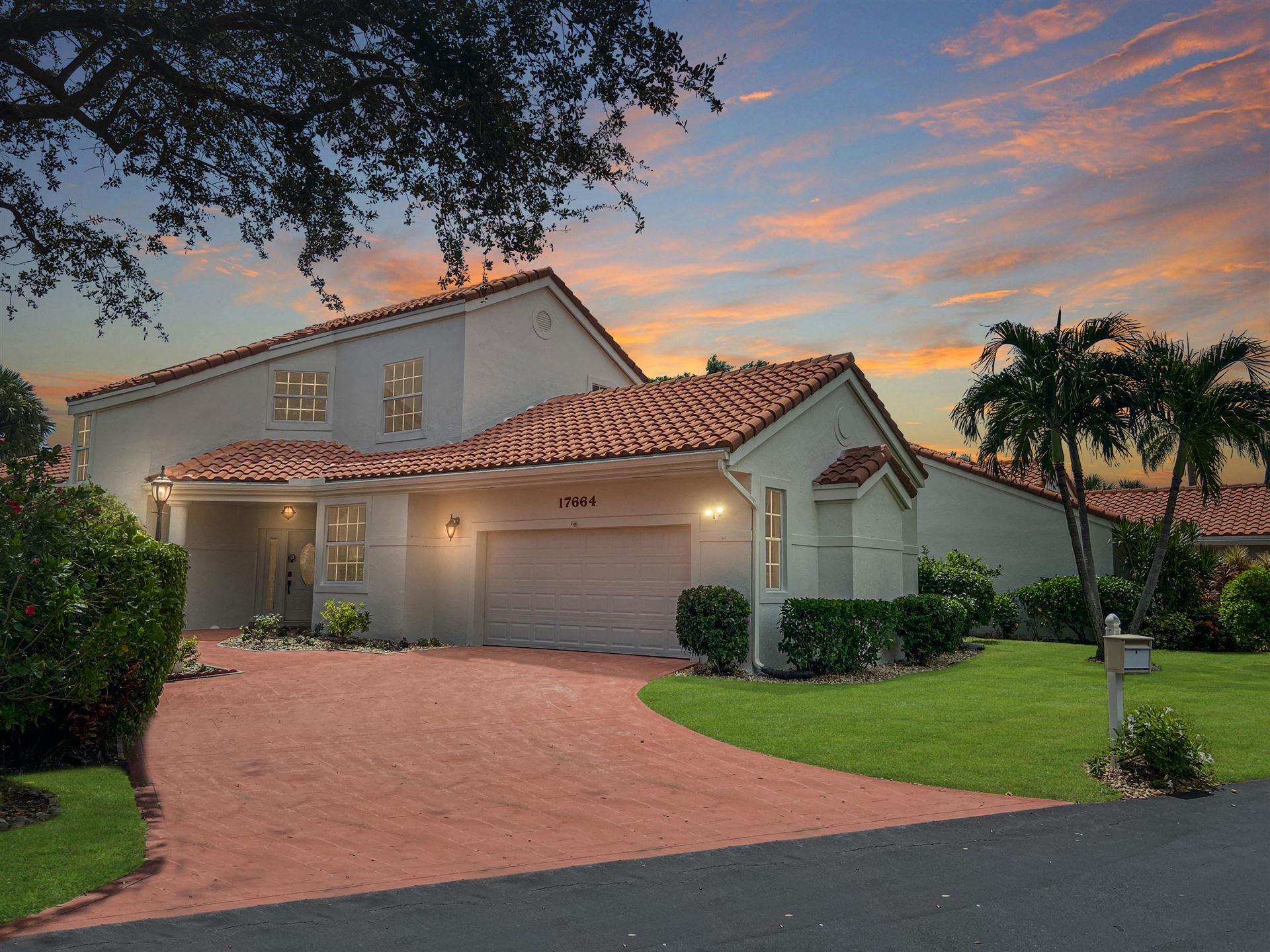 17664 Candlewood Terrace, Boca Raton, FL 33487 - #: RX-10645716