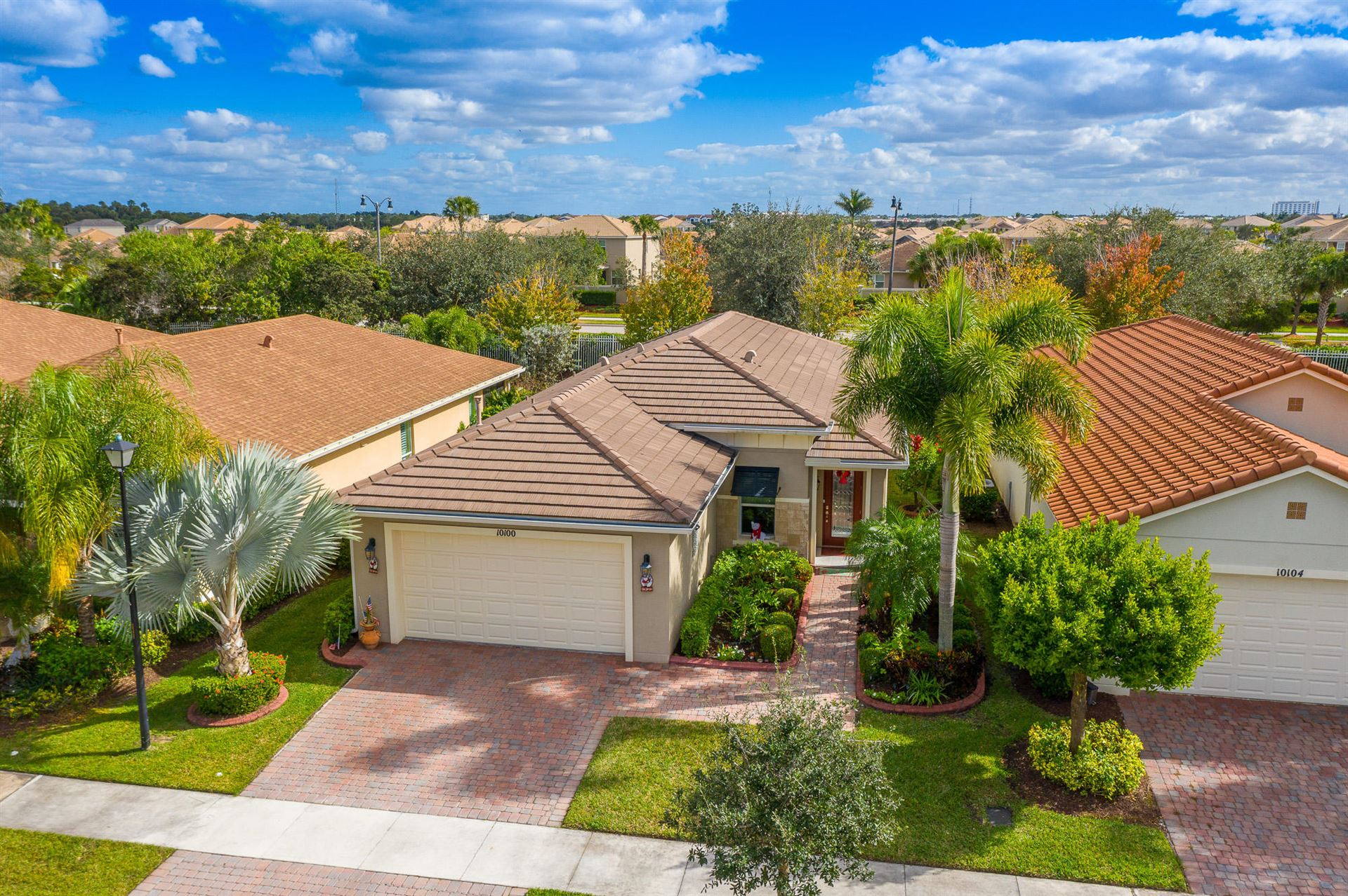 10100 SW Oak Tree Circle, Port Saint Lucie, FL 34987 - #: RX-10680716