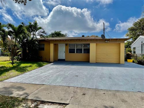 Photo of 730 55th Street Street, West Palm Beach, FL 33407 (MLS # RX-10695717)