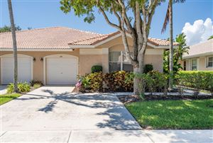 Photo of 256 W Coral Trace Circle, Delray Beach, FL 33445 (MLS # RX-10560718)
