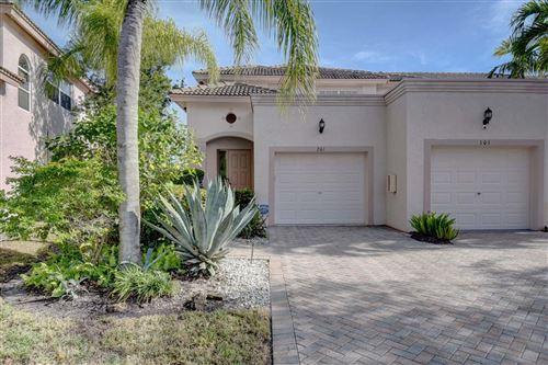 Photo of 8082 Aberdeen Drive #201, Boynton Beach, FL 33472 (MLS # RX-10687718)