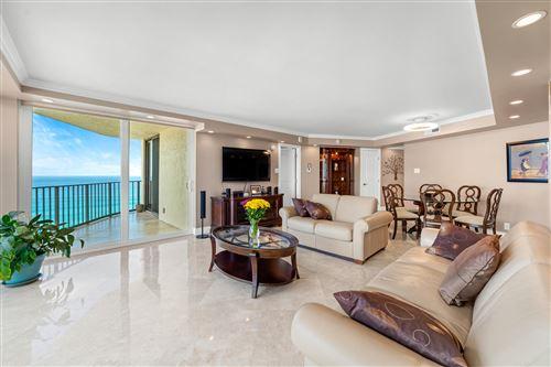 Photo of 5420 N Ocean Drive #1703, Riviera Beach, FL 33404 (MLS # RX-10747718)
