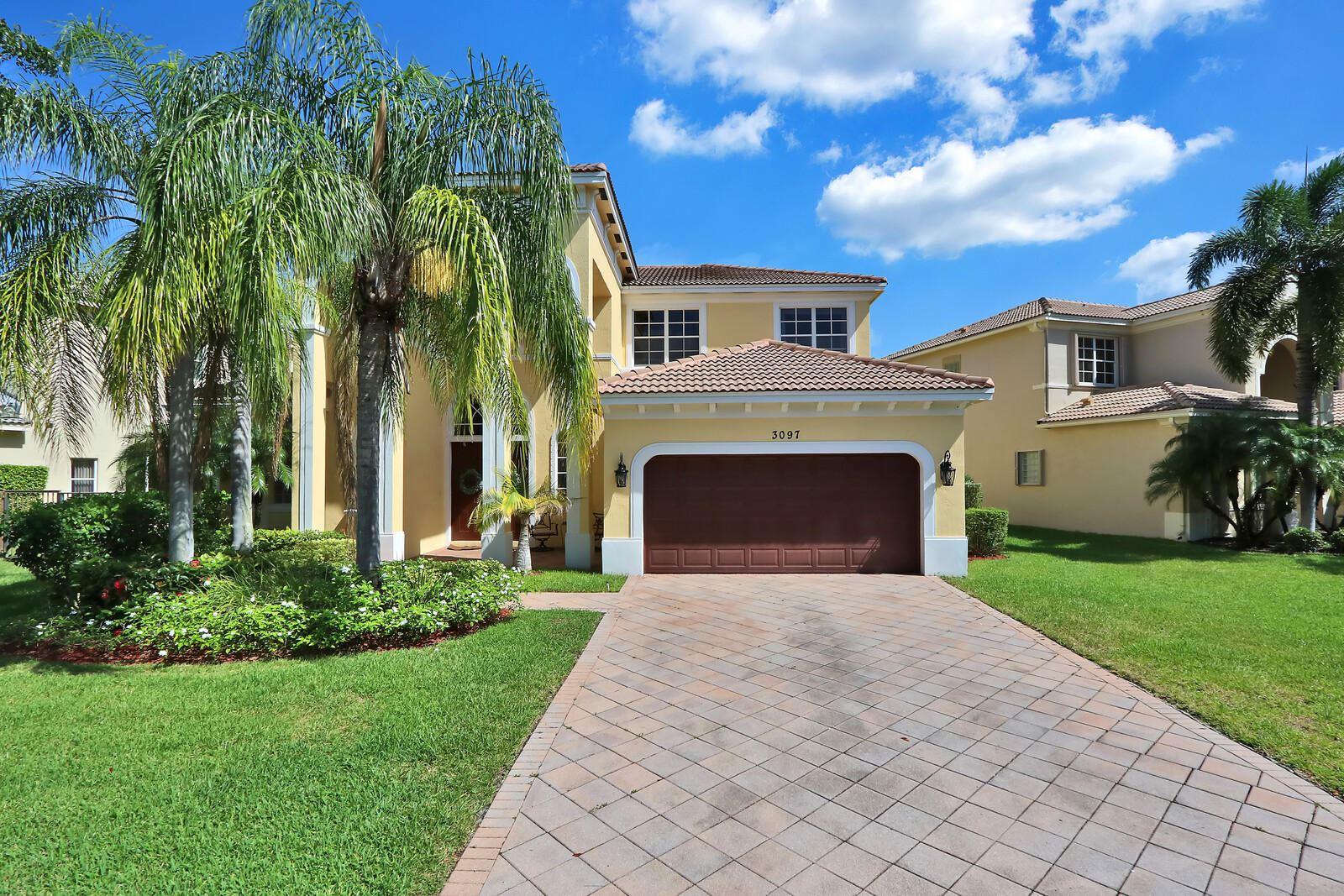 3097 Santa Margarita Road, West Palm Beach, FL 33411 - #: RX-10635718