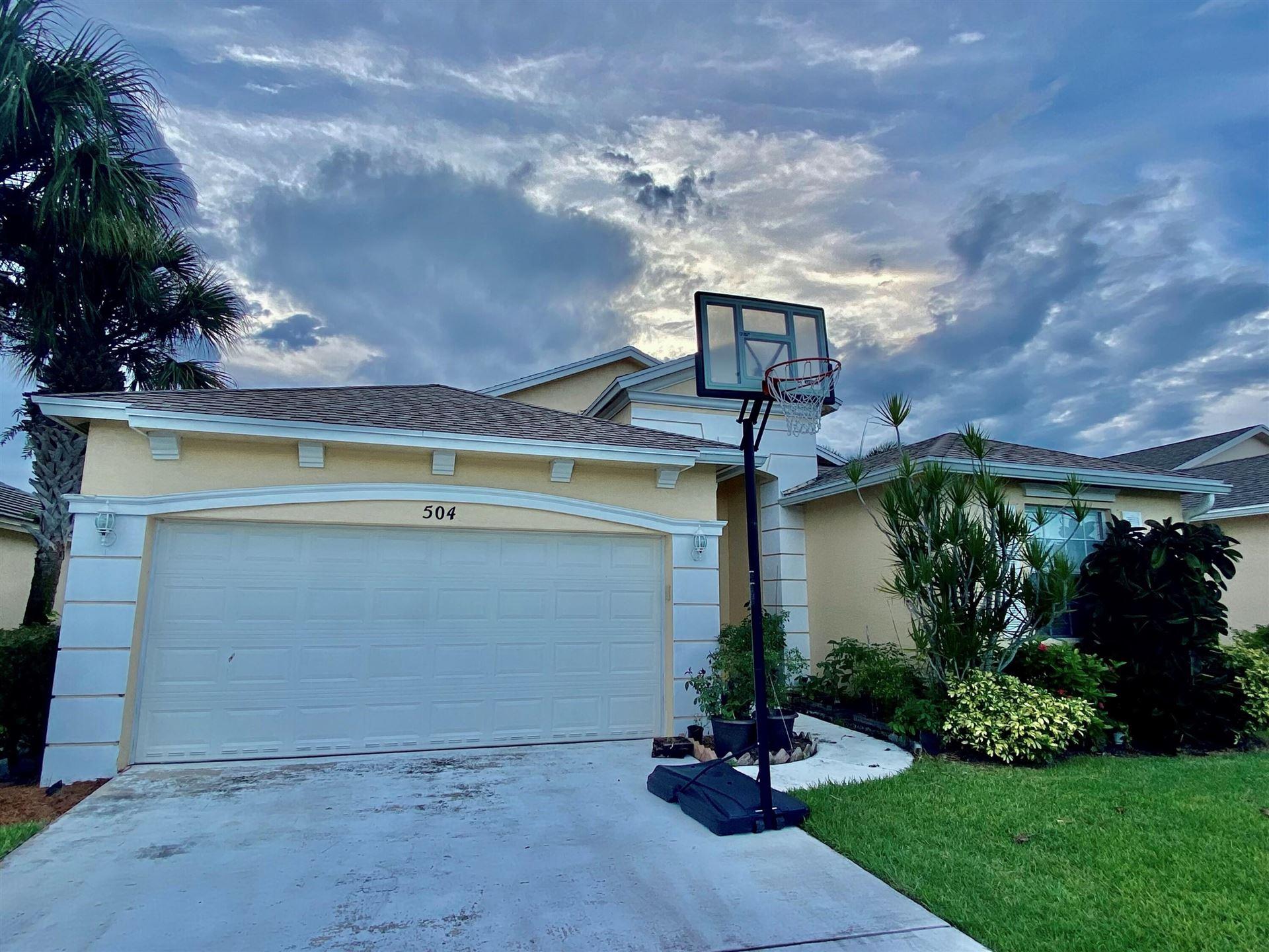 504 SW Indian Key Drive, Port Saint Lucie, FL 34986 - #: RX-10746718