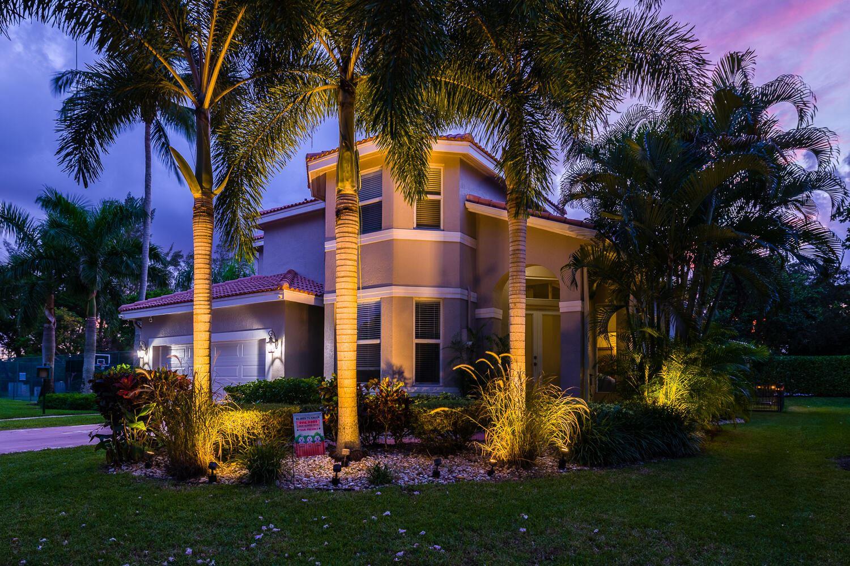 Photo of 7639 NW 71st Way, Parkland, FL 33067 (MLS # RX-10750718)