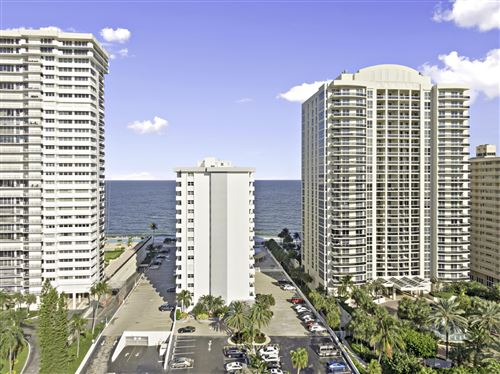 Photo of 4250 Galt Ocean Drive #1m, Fort Lauderdale, FL 33308 (MLS # RX-10661719)