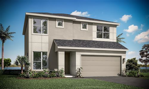 Photo of 6625 Pointe Of Woods Drive #Lot 21, West Palm Beach, FL 33415 (MLS # RX-10686719)