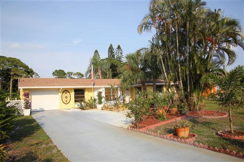 Photo of 1773 SE Lullaby Terrace, Port Saint Lucie, FL 34953 (MLS # RX-10708719)