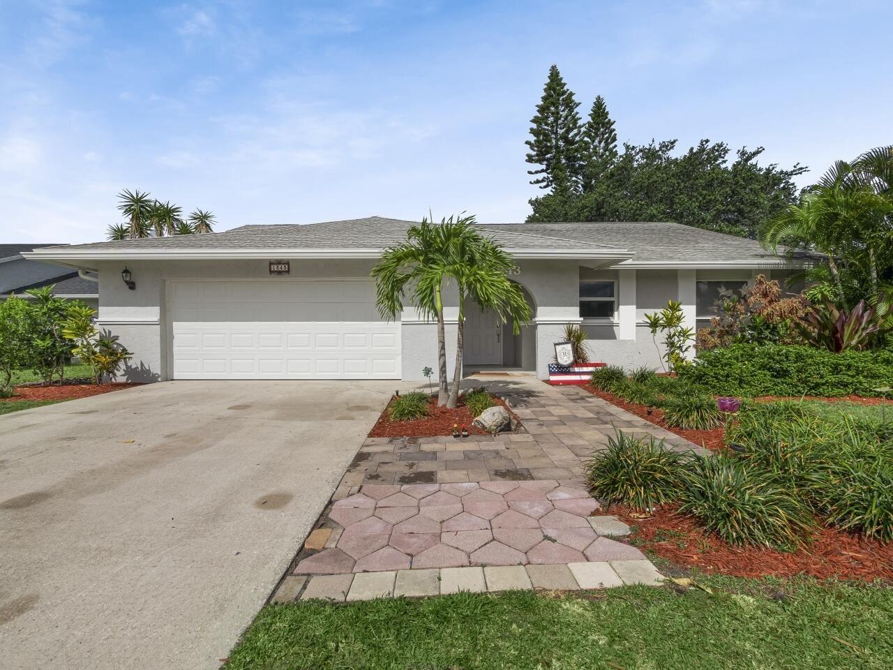 1343 Pinetta Circle, Wellington, FL 33414 - MLS#: RX-10721719