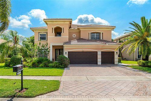 Photo of 1860 Waldorf Street, Royal Palm Beach, FL 33411 (MLS # RX-10632720)
