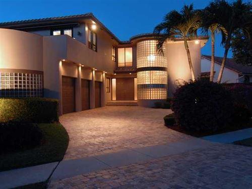Photo of 867 NE Orchid Bay Drive, Boca Raton, FL 33487 (MLS # RX-10661720)