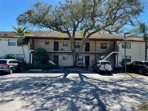 Photo of 3303 Kirk Road #7, Lake Worth, FL 33461 (MLS # RX-10694720)
