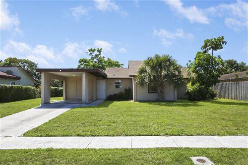 Photo of 1313 Westside Way, Royal Palm Beach, FL 33411 (MLS # RX-10708720)