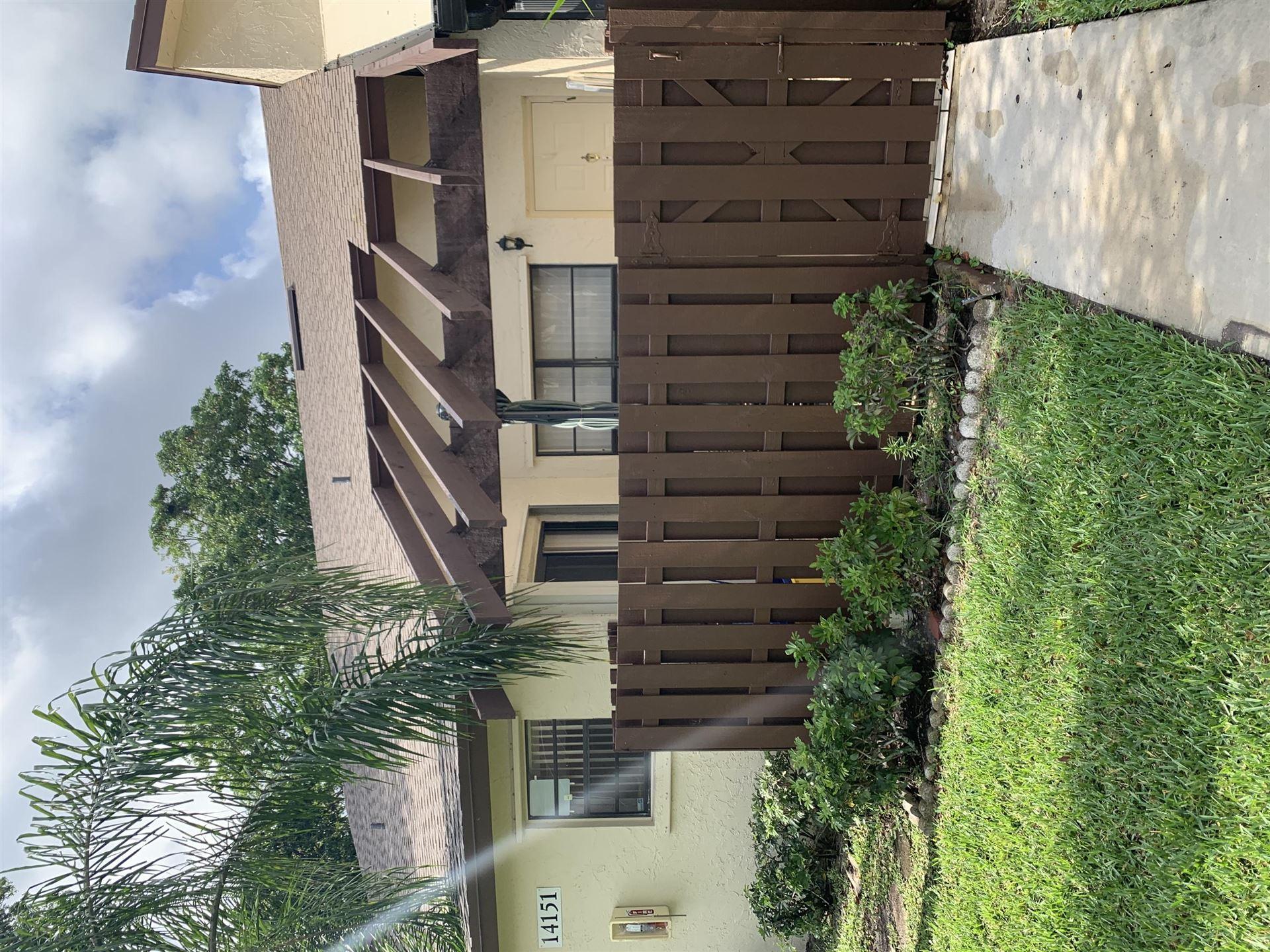 14151 Nesting Way #C, Delray Beach, FL 33484 - MLS#: RX-10626720