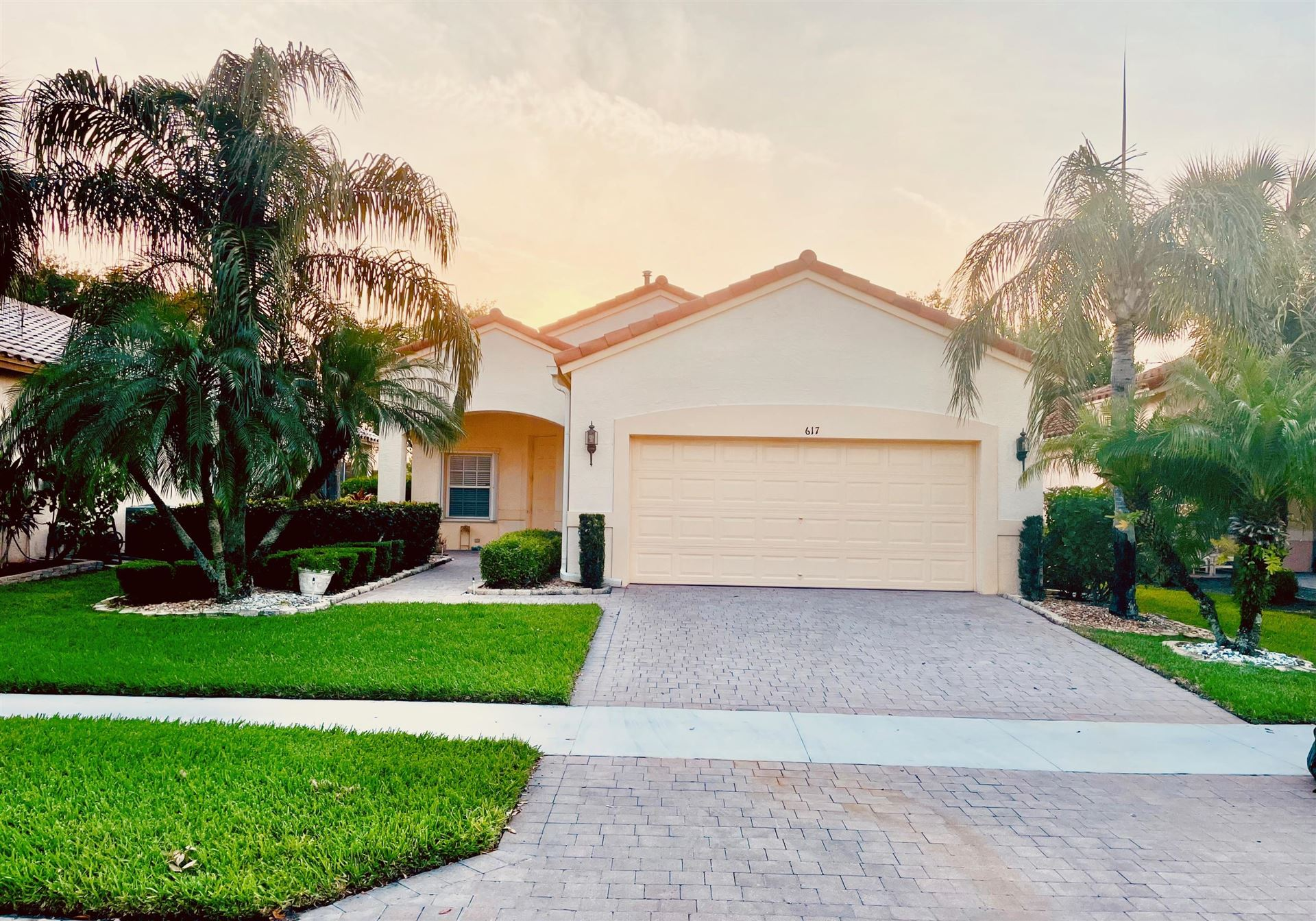 Photo of 617 NW Whitfield Way, Port Saint Lucie, FL 34986 (MLS # RX-10712720)