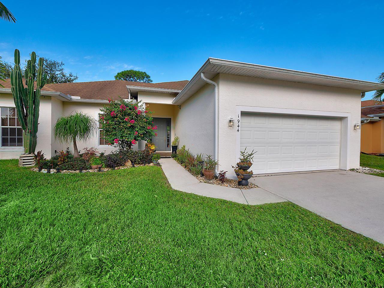 1944 SW Aladdin Street, Port Saint Lucie, FL 34953 - #: RX-10657721