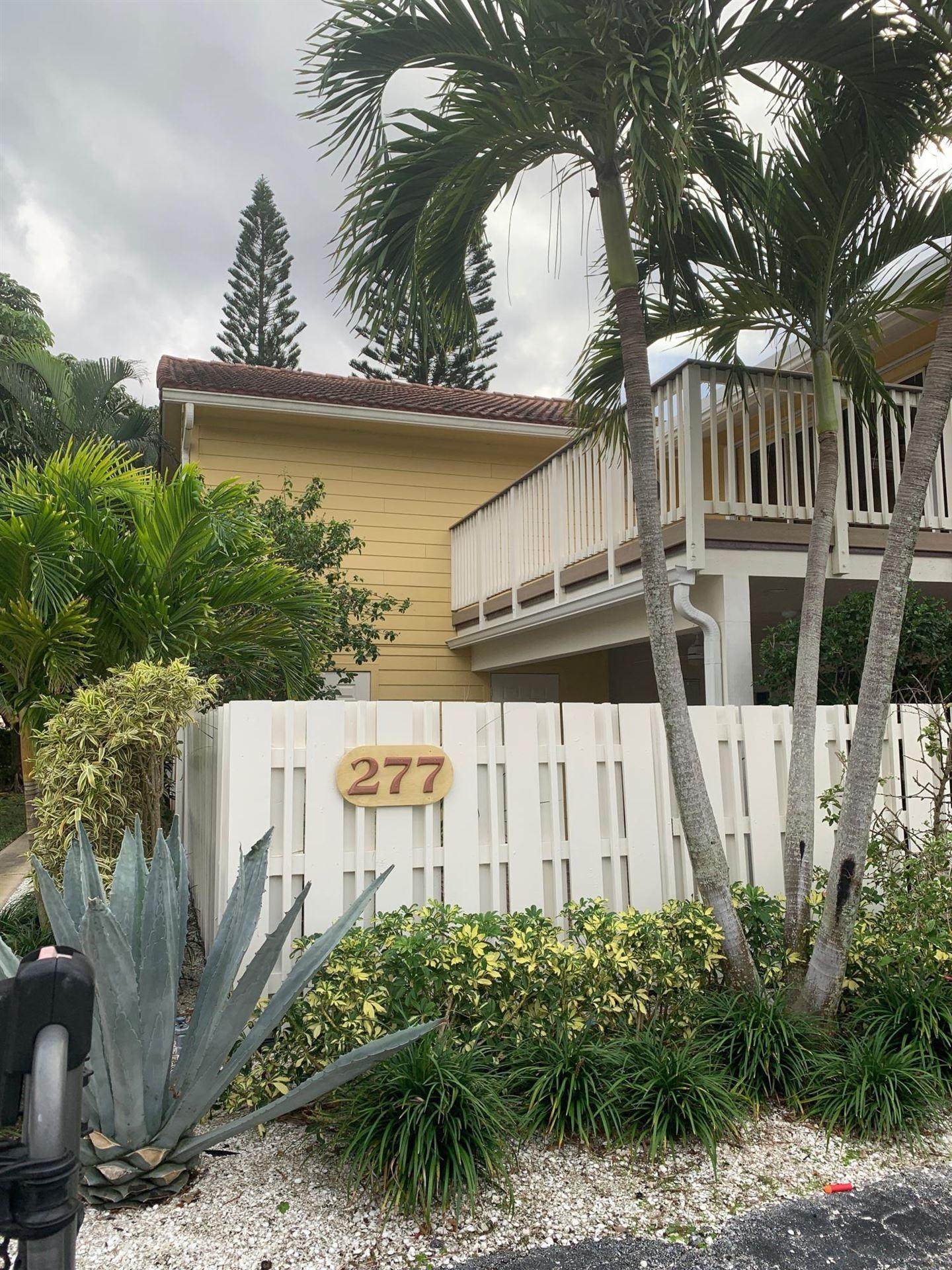 277 Seabreeze Circle, Jupiter, FL 33477 - MLS#: RX-10678721