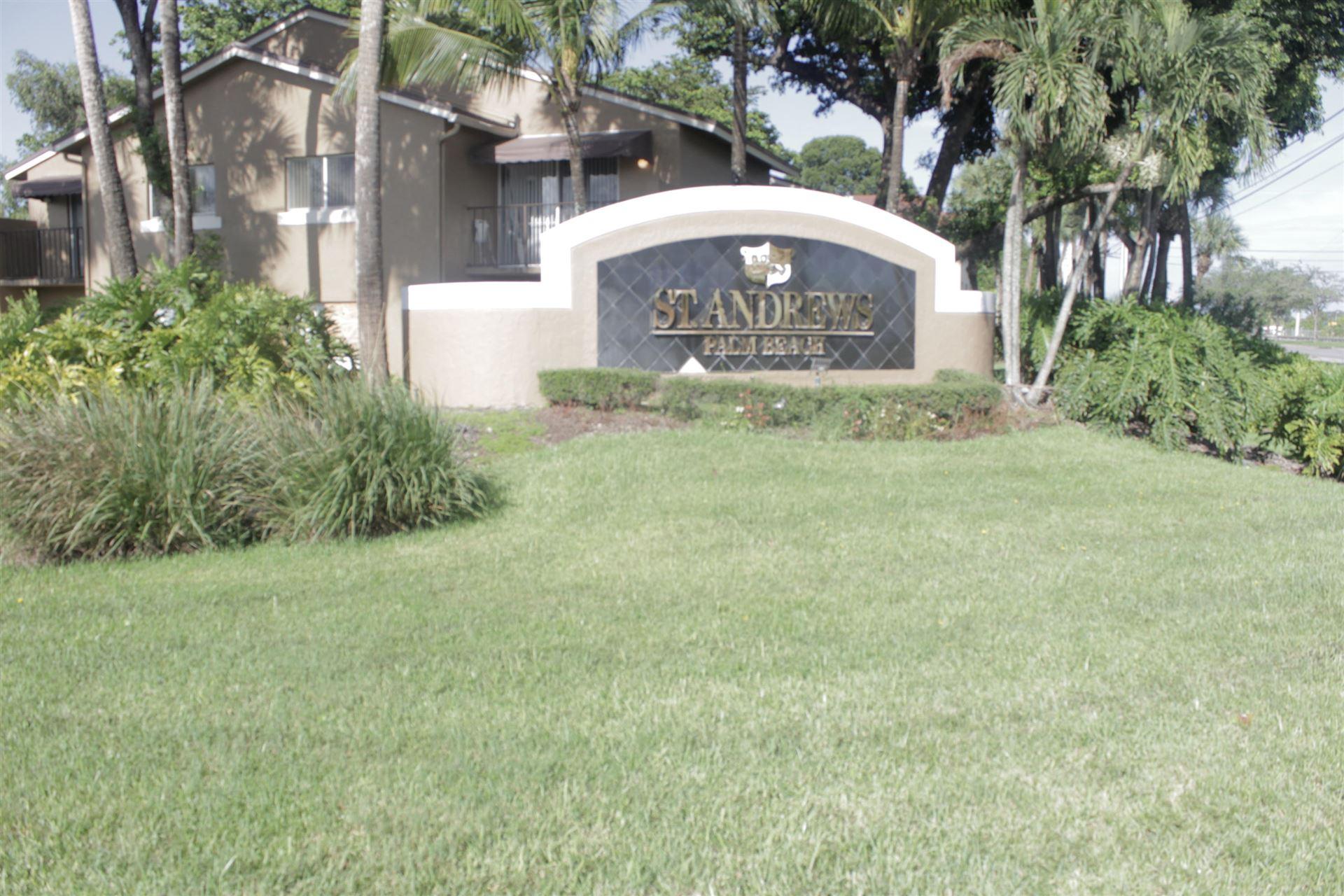 1186 Lake Terry Drive #E, West Palm Beach, FL 33411 - MLS#: RX-10734721