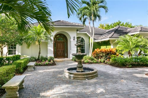 Photo of 7675 Steeplechase Drive, Palm Beach Gardens, FL 33418 (MLS # RX-10584722)
