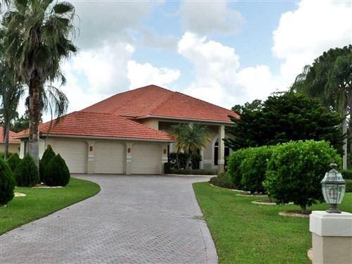 Photo of 7916 Saddlebrook Drive, Port Saint Lucie, FL 34986 (MLS # RX-10683722)