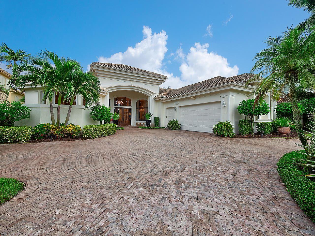 Photo of 120 Saint Martin Drive, Palm Beach Gardens, FL 33418 (MLS # RX-10665722)
