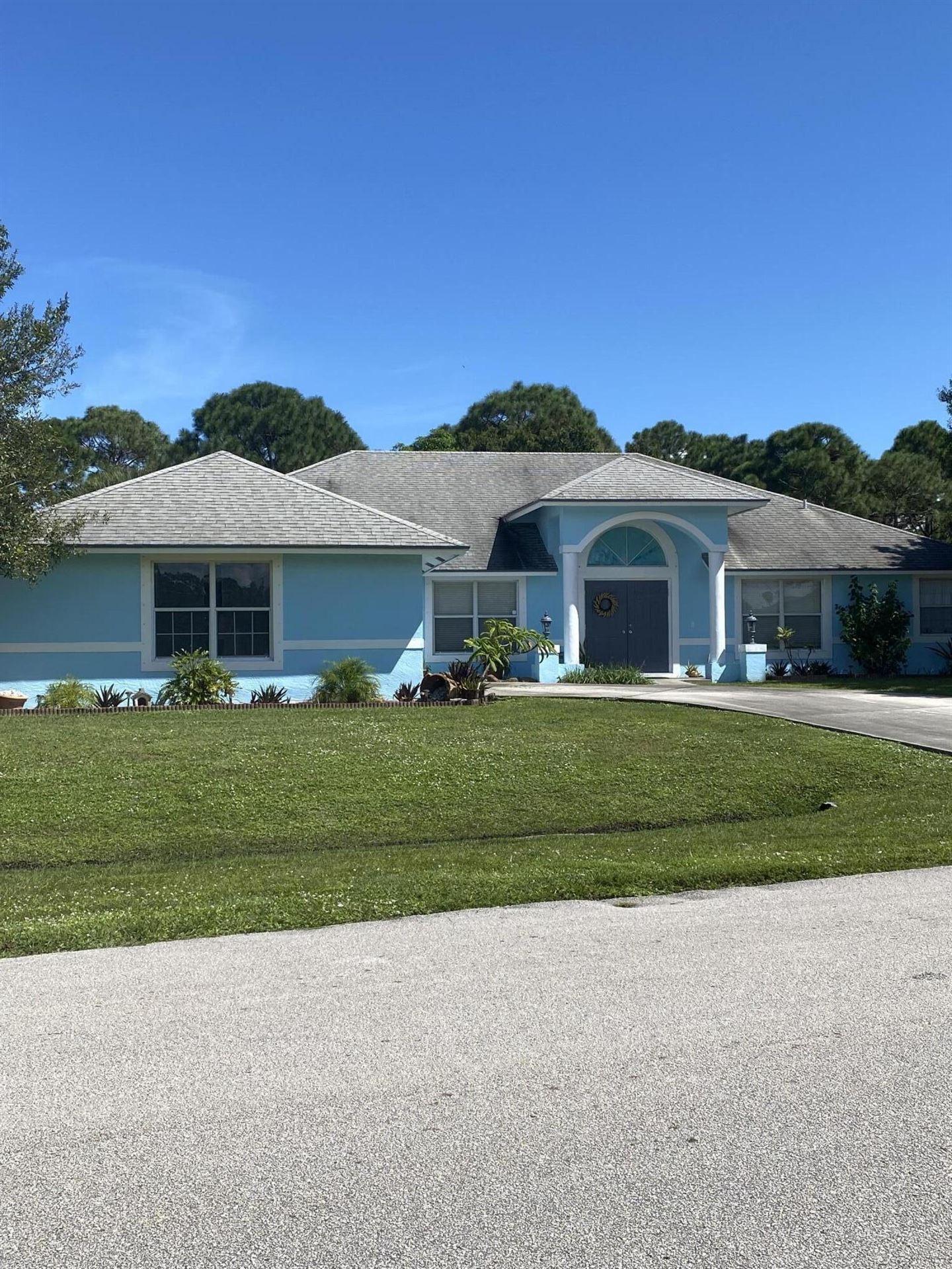 6443 NW Fagan Street, Port Saint Lucie, FL 34986 - #: RX-10748722