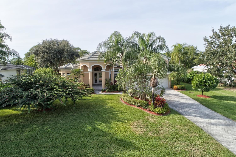 Photo of 595 SW Squire Johns Lane, Palm City, FL 34990 (MLS # RX-10586723)