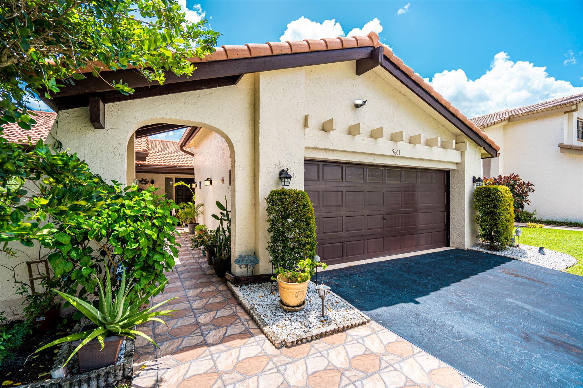 5601 Lakeview Mews Drive, Boynton Beach, FL 33437 - #: RX-10635723