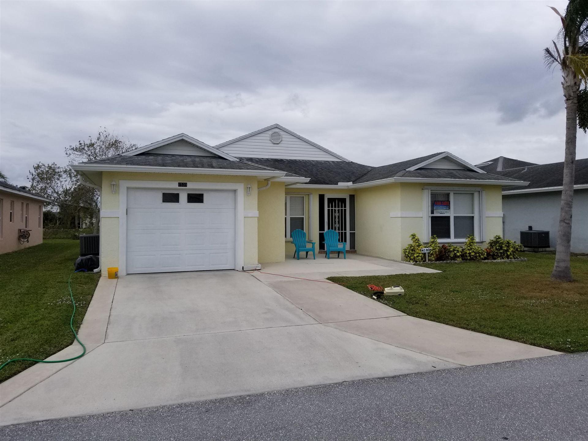 6539 Alemendra, Fort Pierce, FL 34951 - #: RX-10681724