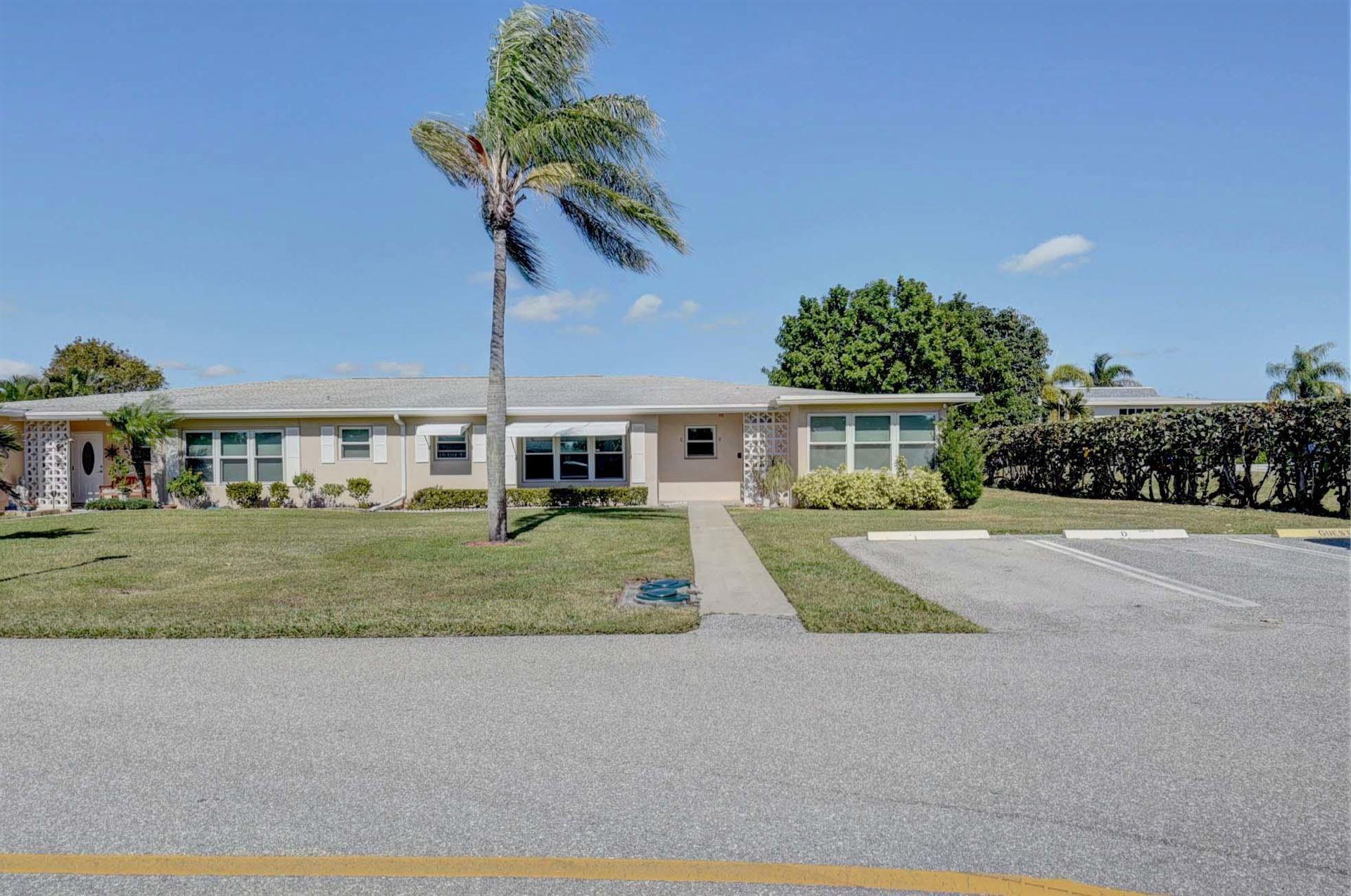 135 N High Point Boulevard #C, Boynton Beach, FL 33435 - #: RX-10686724