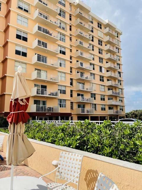 4511 S Ocean Boulevard #204, Highland Beach, FL 33487 - MLS#: RX-10693724