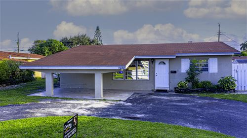 Photo of 6460 Coolidge Street, Hollywood, FL 33024 (MLS # RX-10668725)