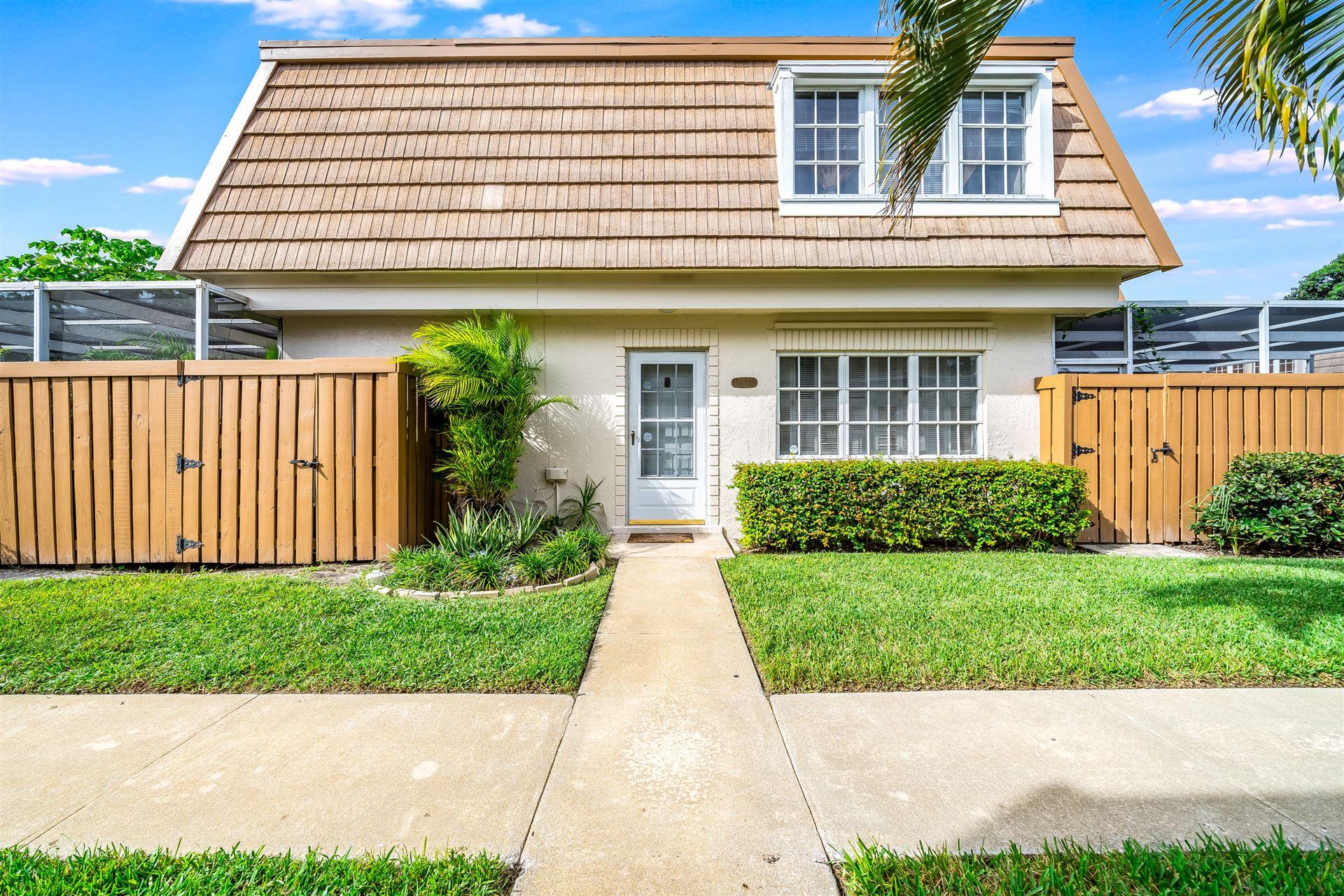 11615 Winchester Drive #B, Palm Beach Gardens, FL 33410 - #: RX-10672725